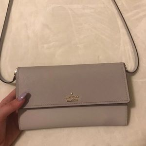 Kate spade crossbody / wallet